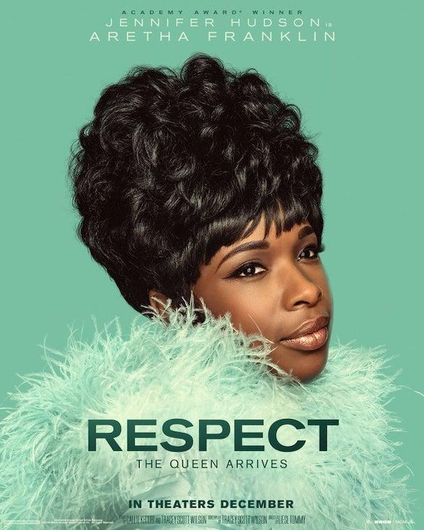 Respect Poster 607