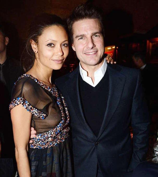 Tom Cruise Thandie Newman 607 2