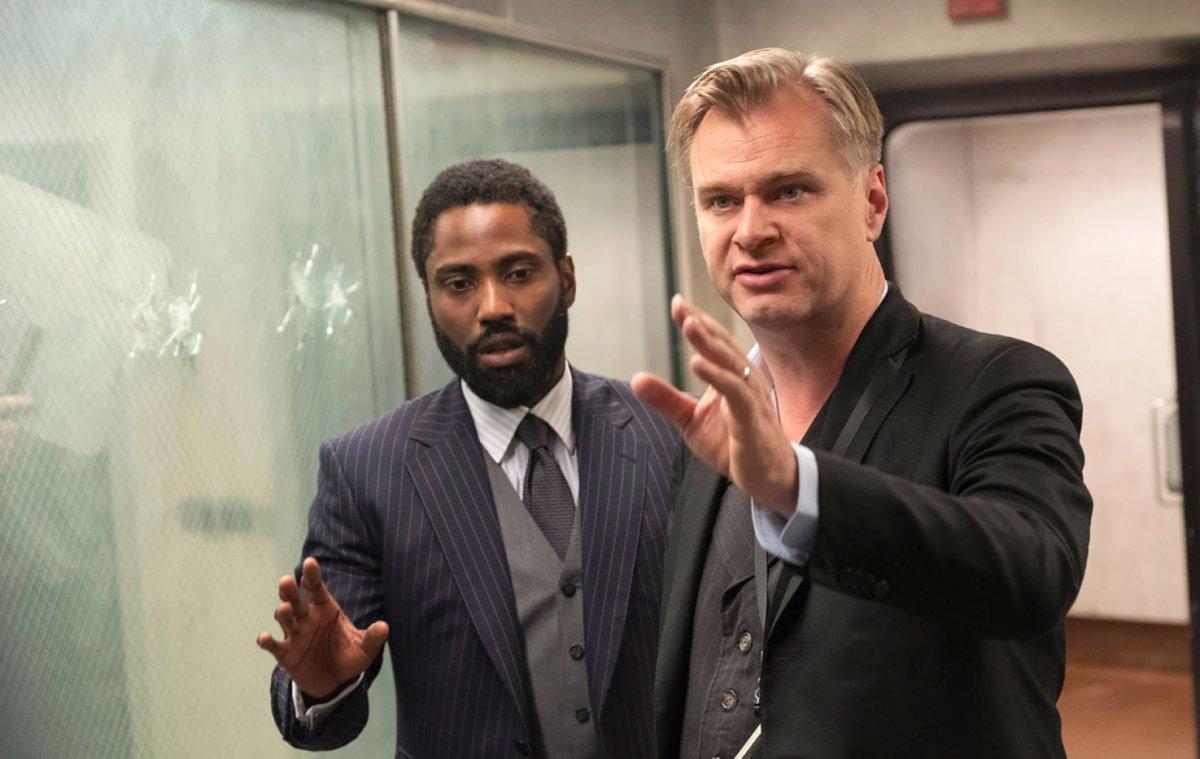 Christopher Nolan Tenet MAIN