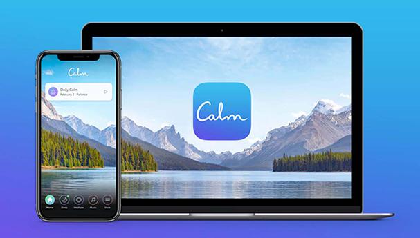 calm app 607