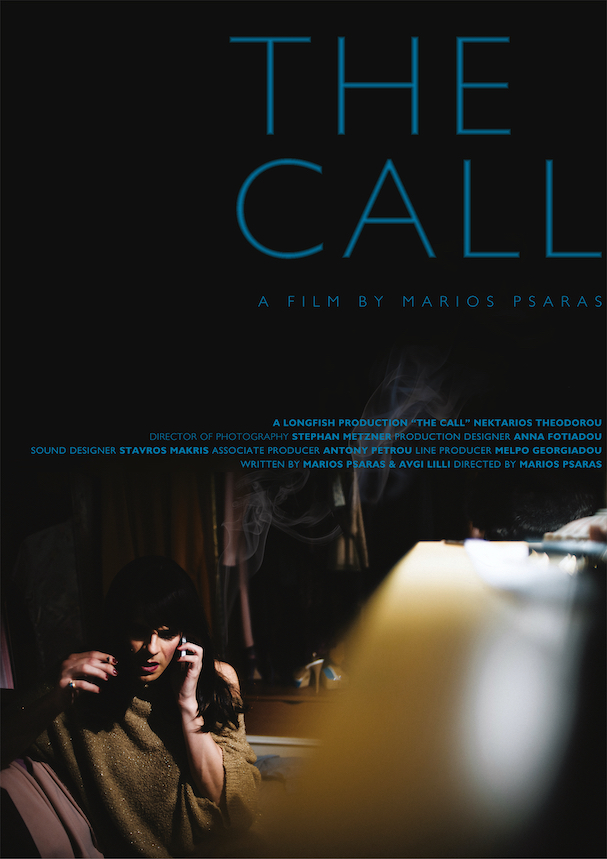 The Call Poster 607