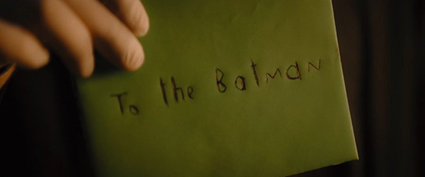 the batman 607