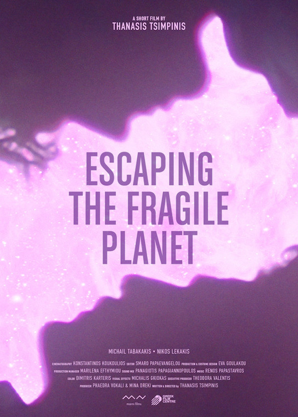 escaping the fragile planet poster 607