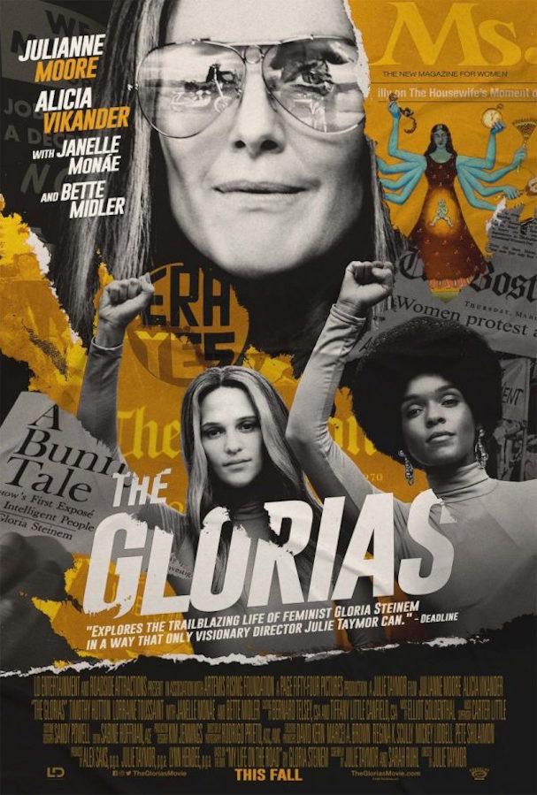 The Glorias poster 607