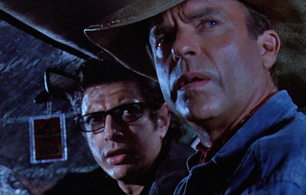 Jeff Goldblum & Sam Neil  607