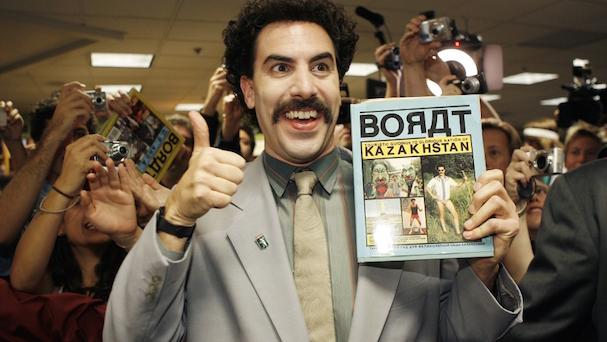 Borat 607 1