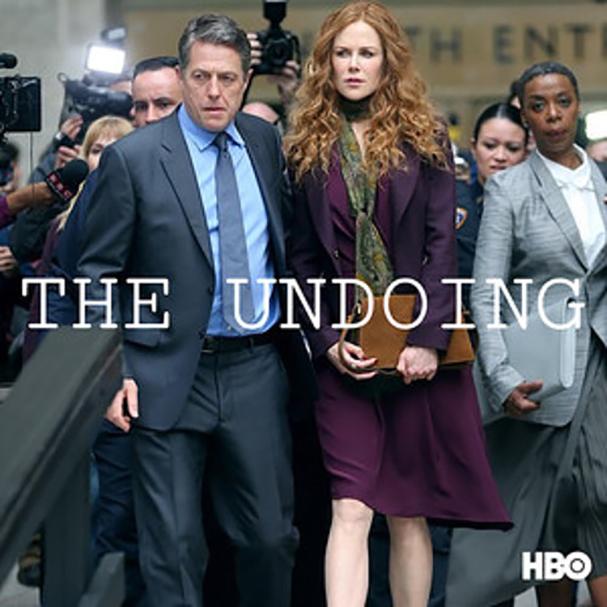 the undoing 607
