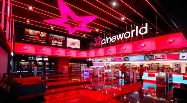 cineworld 607
