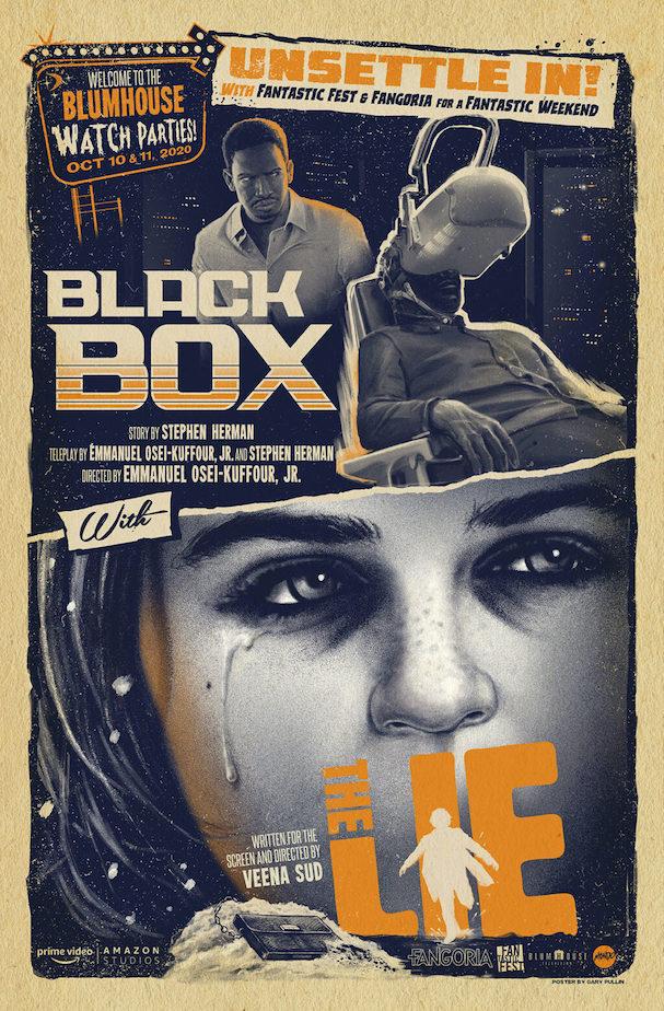 the lie black box 607