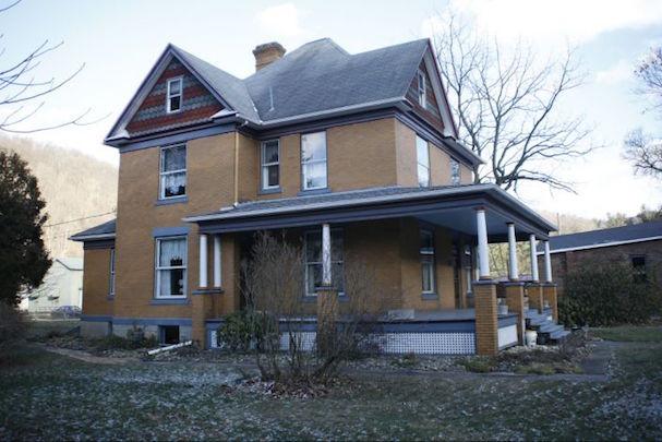 Buffalo Bill house 607 1