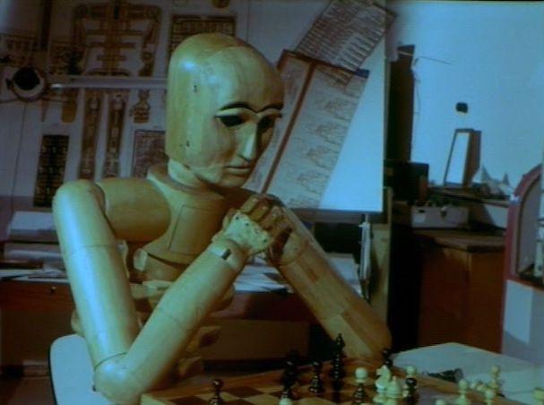 Galax, the Man-Doll 607