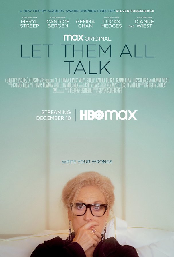 Let them All Talk Poster 607