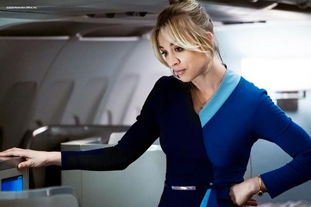 the flight attendant 607