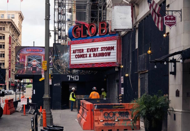 movie theater marquees Covid 607 5