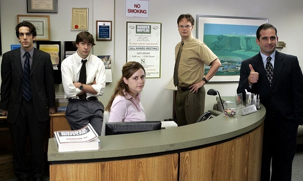 the office 607