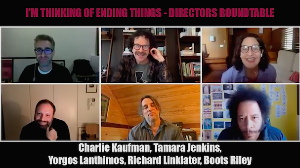 I'm Thinking of Ending Things directors roundtable 607