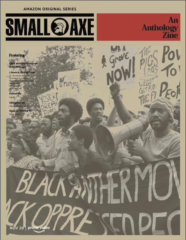 Small Axe Poster 607