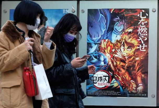 japan cinemas covid