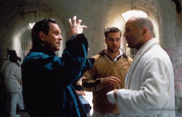 Terry Gilliam Bruce Willis Brad Pitt 607