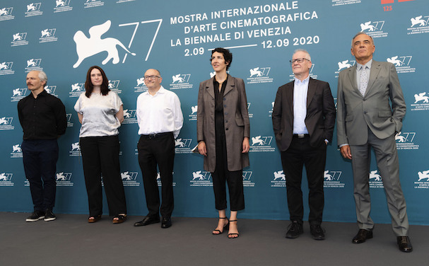 Festival Directors Venice 607