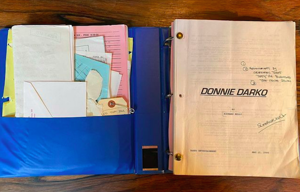 Donnie Darko script 607 1