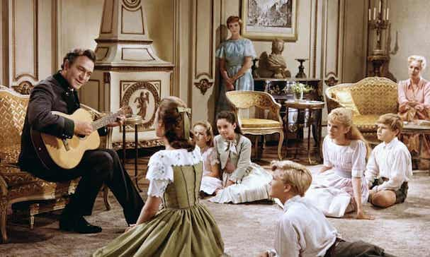 the sound of music 607