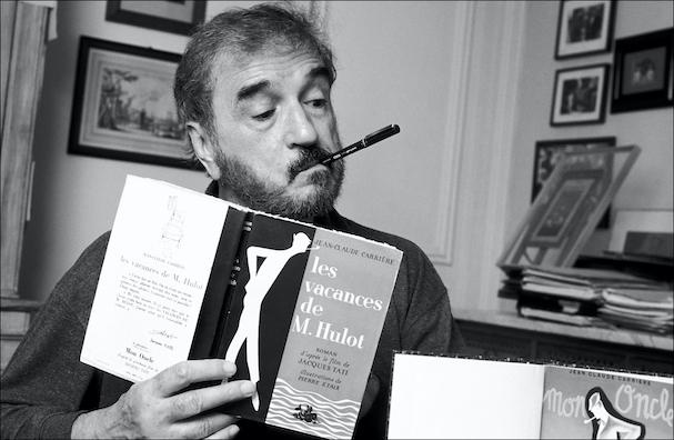 Jean Claude Carriere