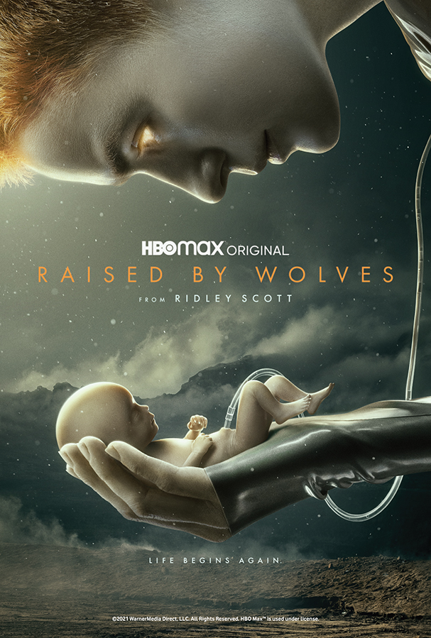 raised by wolves 607