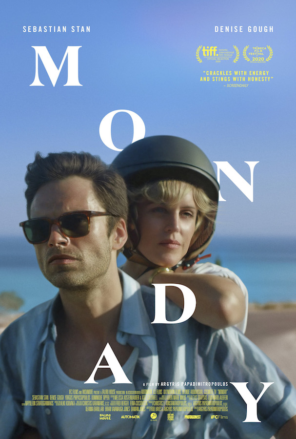 Monday Poster 607