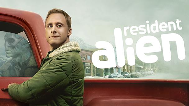 resident alien 607