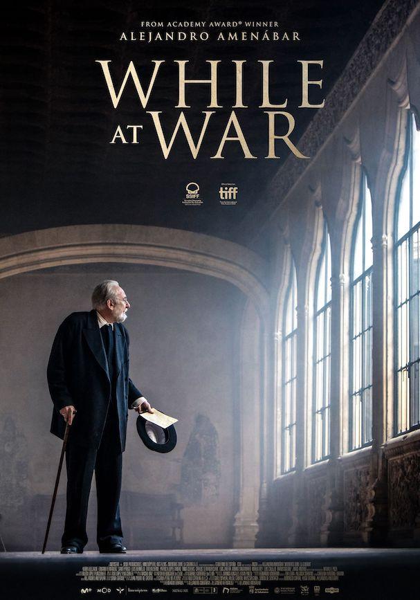 While At War Poster 607