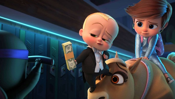 Boss Baby Family Business 607