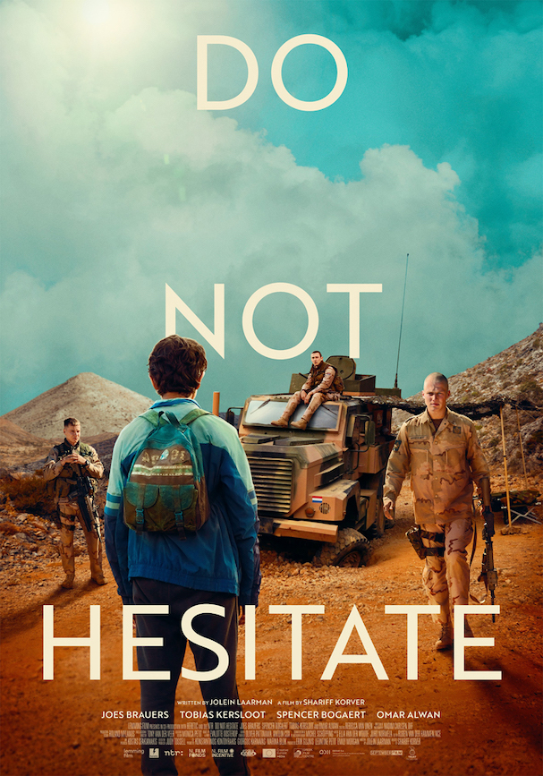 Do Not Hesitate Poster 607