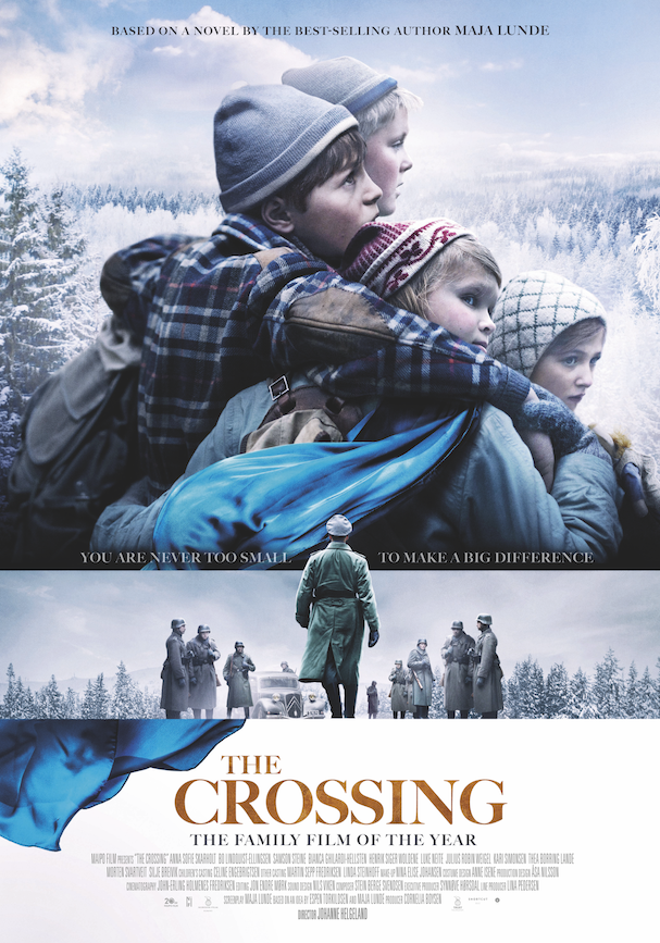 The Crossing Poster 607