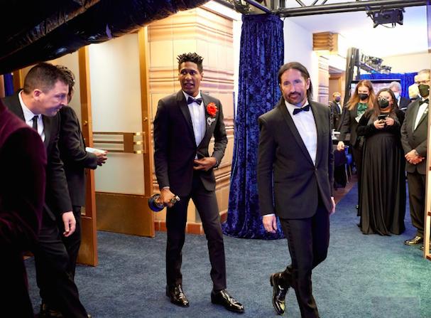 Oscars backstage 607 22