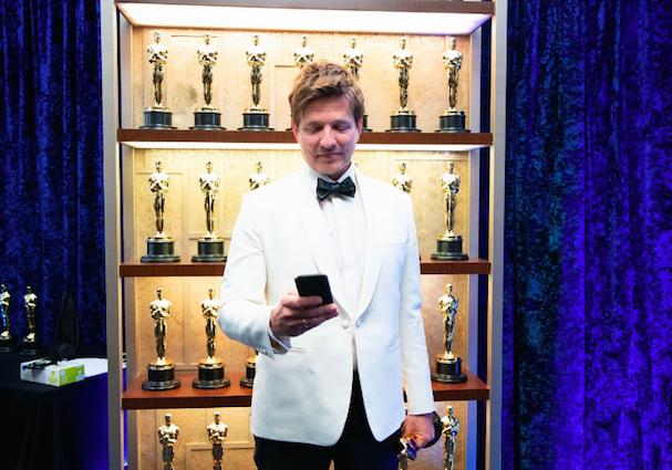 Oscars backstage 607 7