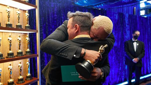 Oscars backstage 607 25