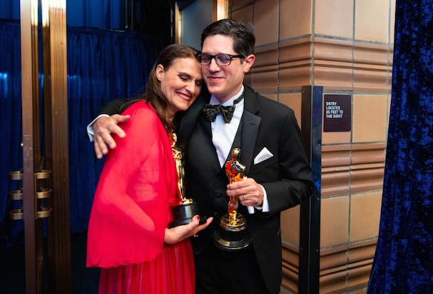 Oscars backstage 607 32