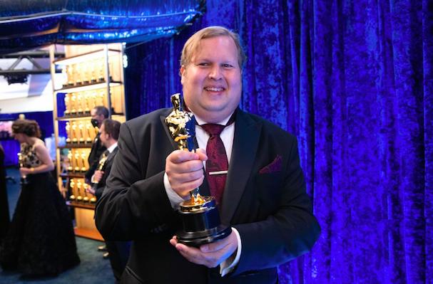 Oscars backstage 607 38