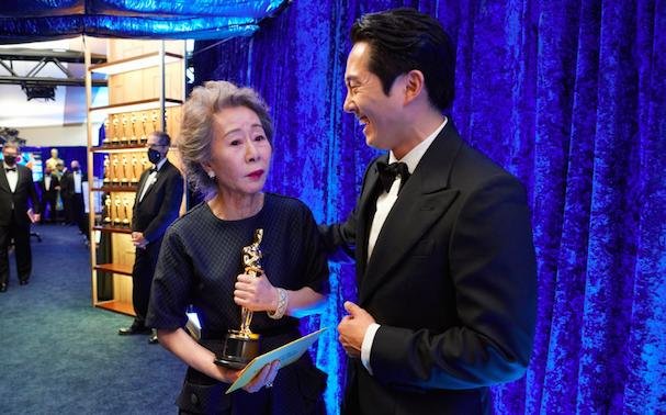 Oscars backstage 607 3
