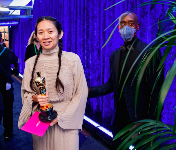 Oscars backstage 607 5