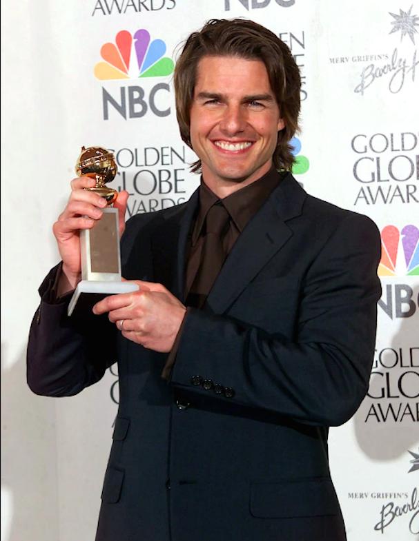 Tom Cruise Golden Globes 607 2