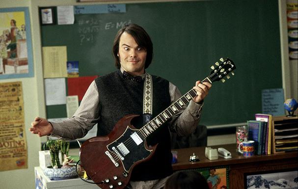 school of rock 607