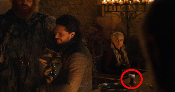starbucks cup Game of Thrones 607