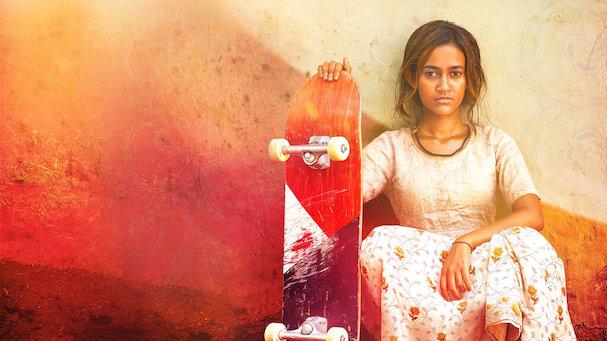 Skater Girl 607