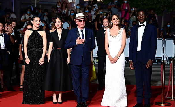 cannes 2021 day 9 jacques audiard 607
