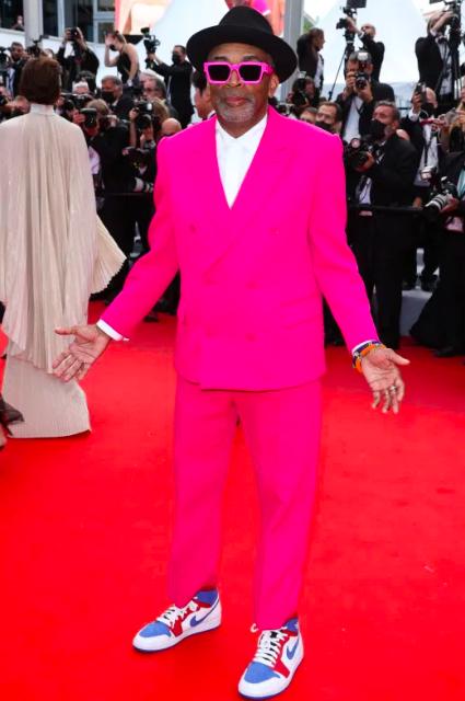 Spike Lee red carpet 3