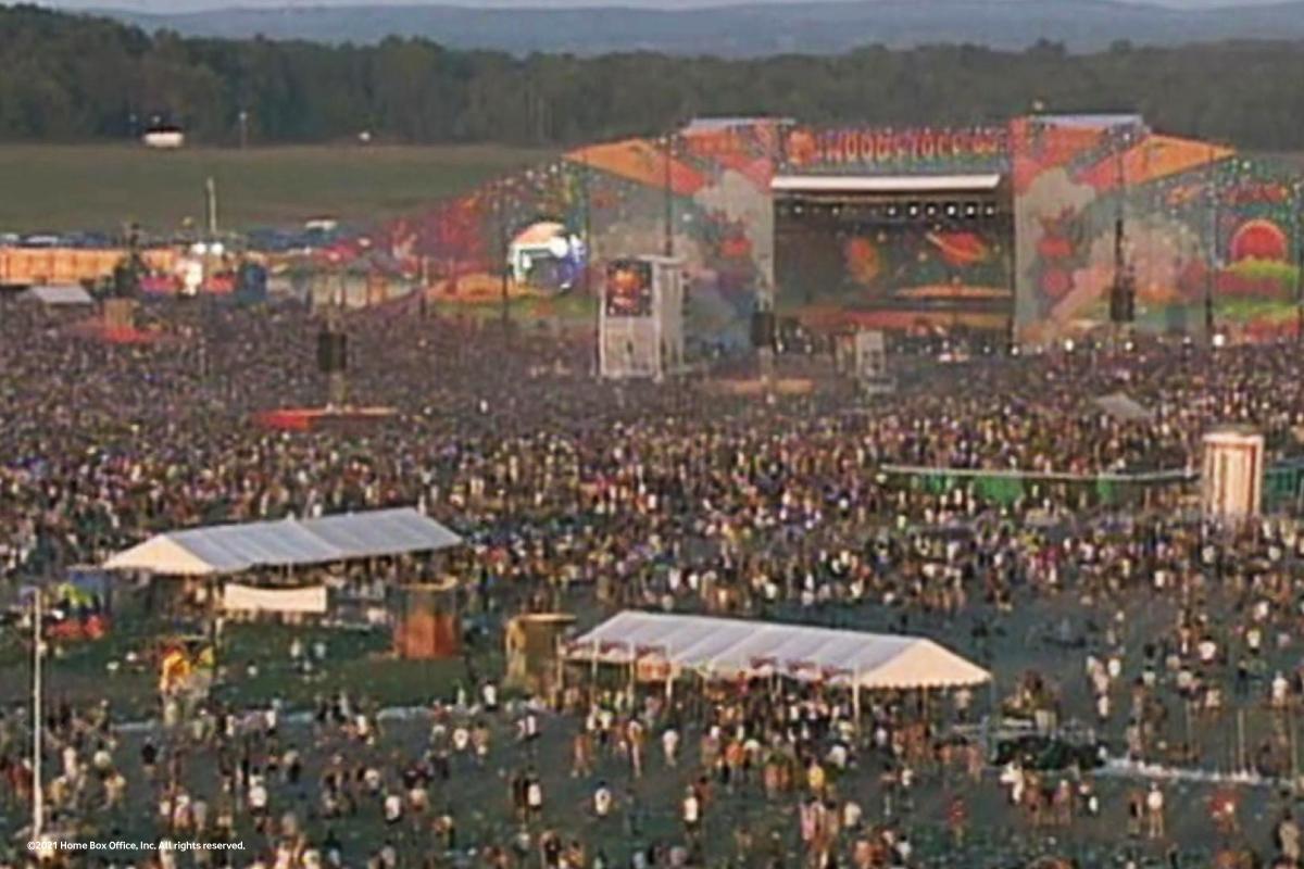 Music Box: Woodstock 99
