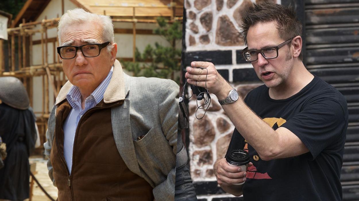 James Gunn Martin Scorsese 2
