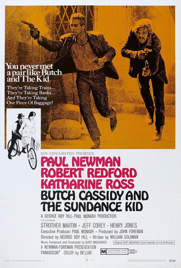 butch cassidy and the sundance kid 607